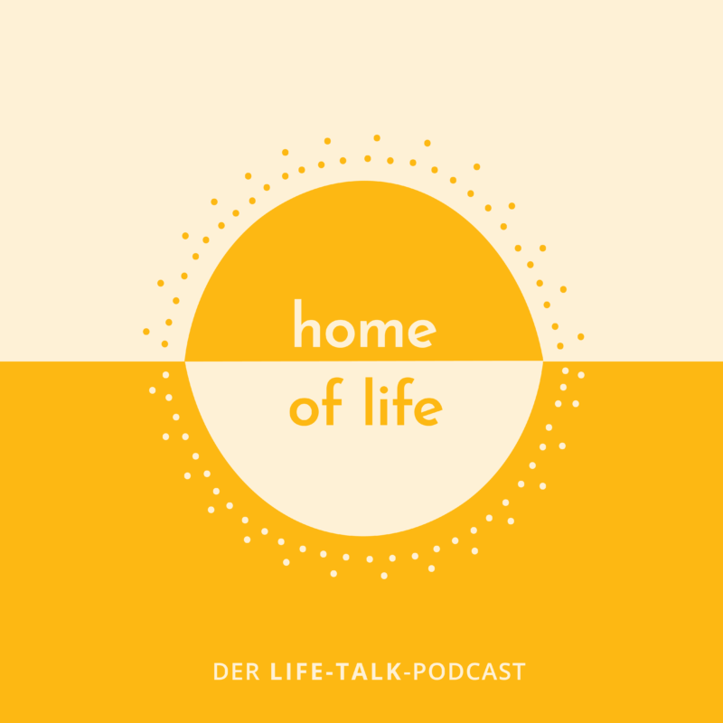 home of life podcast logo